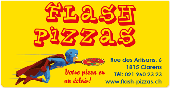 Flash Pizzas